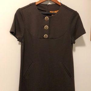 Tory Burch Brown Dress